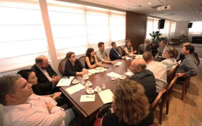 Administração do TRT-15 e diretores das VTs de Campinas dialogam em busca de soluções compartilhadas