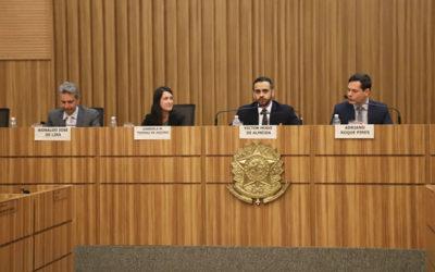 A aplicação de pesquisas acadêmicas e o uso de bancos de dados públicos no combate ao trabalho infantil marcaram o segundo painel do seminário no TRT-15
