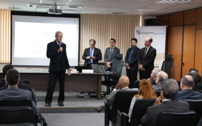 Equipe do TST apresenta na Ejud o Plenário Eletrônico aos desembargadores do TRT-15