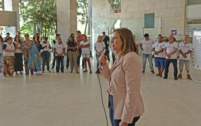 Desembargadora Tereza Asta participa do encerramento das atividades do Programa Trabalho, Justiça e Cidadania em 2019