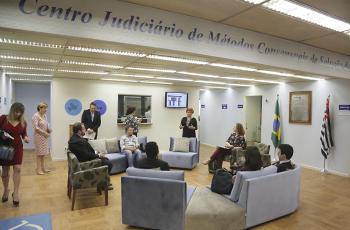 Cejusc de 2ª Instância realiza primeiras audiências de conciliação no TRT-2