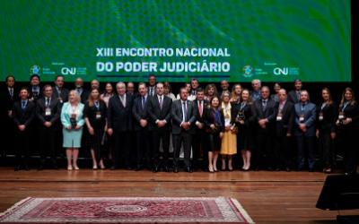 Encontro Nacional do Judiciário trata dos avanços e desafios a serem enfrentados