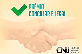 Dois projetos do TRT-2 estão entre os vencedores do 10º Prêmio Conciliar é Legal
