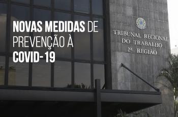 Covid-19: nova determinação suspende expediente, audiências e prazos na 2ª Região
