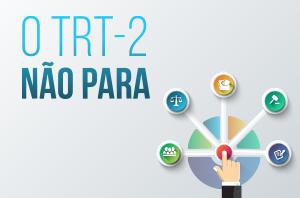 TRT-2 tem mais de 141 mil atos judiciais nos dez primeiros dias de medidas preventivas