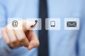 Saiba como entrar em contato por e-mail ou telefone com as unidades do TRT-2