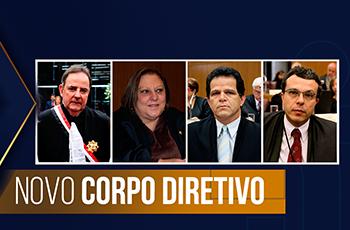 Novos dirigentes doTRT da 2ª Região tomam posse no dia 1º de outubro