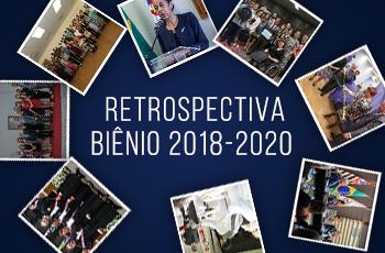 Relembre os principais acontecimentos do TRT-2 no biênio 2018-2020