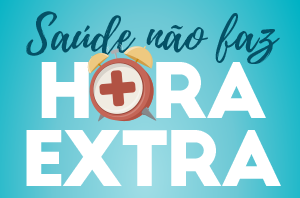 """Tribunal do Trabalho de São Paulo dá início à campanha """"Saúde não faz hora extra"""""""