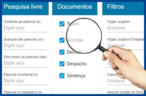 Novo sistema de pesquisa de jurisprudência oferece mais agilidade e precisão nas buscas