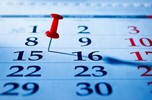 Confira o calendário de feriados e suspensões de expediente em 2021
