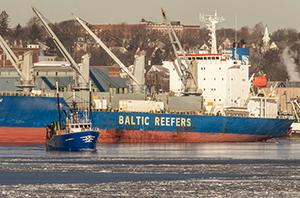 Empresas marítimas terão de repatriar tripulação de navio em situação de abandono no Porto de Santos